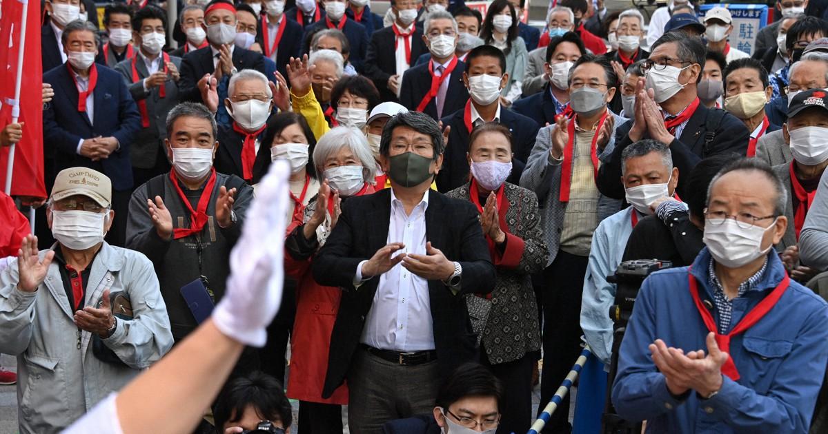 「選挙モンスター」に包囲網 継続か、刷新か 名古屋市長選告示