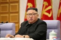 North Korean leader Kim Jong Un is seen in this file photo. (Korean Central News Agency via Korea News Service)