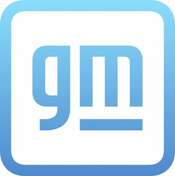 This image provided by General Motors shows the GM logo. (General Motors via AP)