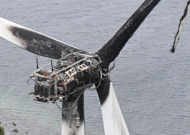 風力発電の事故に備えた保険サービスは欠かせない