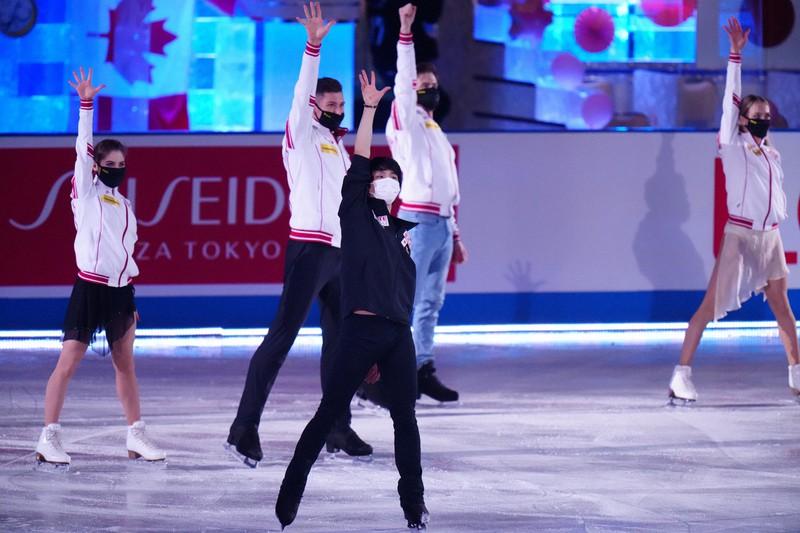 エキシビション フィギュア スケート