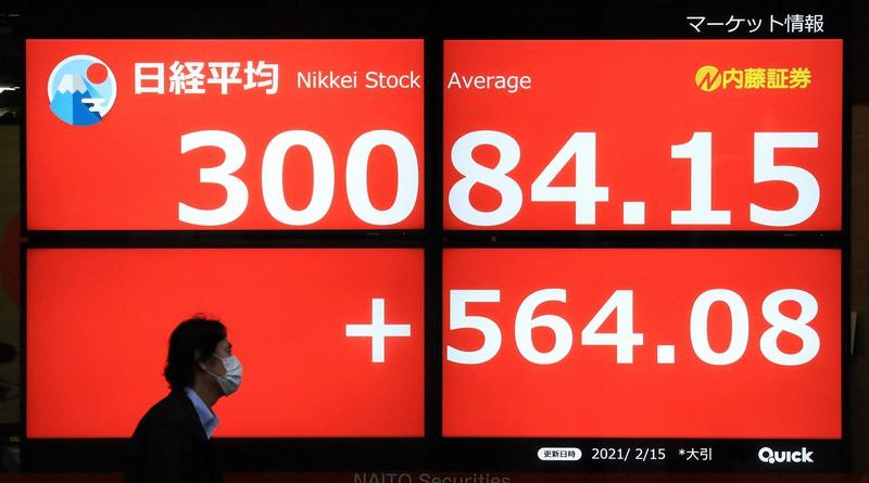 日経平均は3万円台の足場固めが期待される