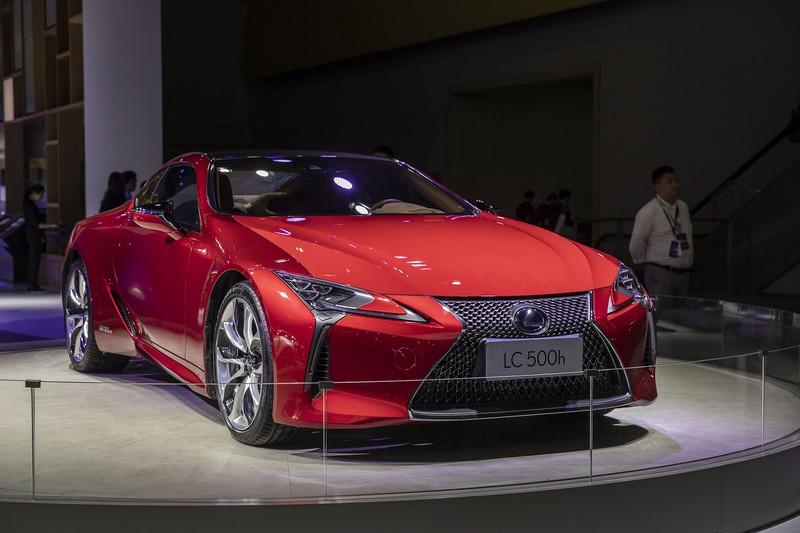 日本車は中国での販売が好調(広州モーターショー) (Bloomberg)