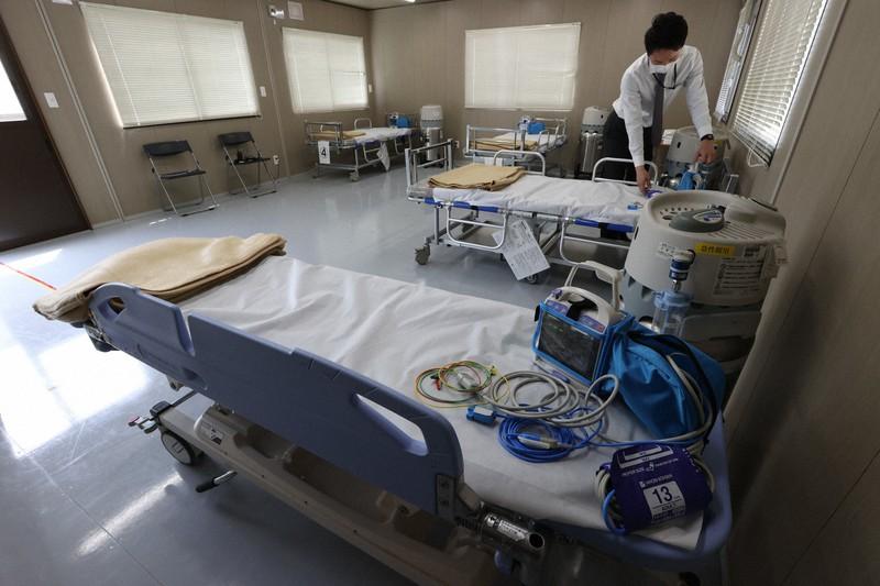 搬送先見つからない時の「患者待機ステーション」 大阪市に設置   毎日新聞