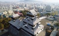 Kumamoto Castle (Mainichi)