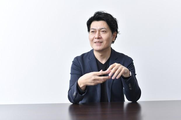 宇賀神紀彦ドトールコーヒー店舗運営本部設計部部長店舗デザイン室室長