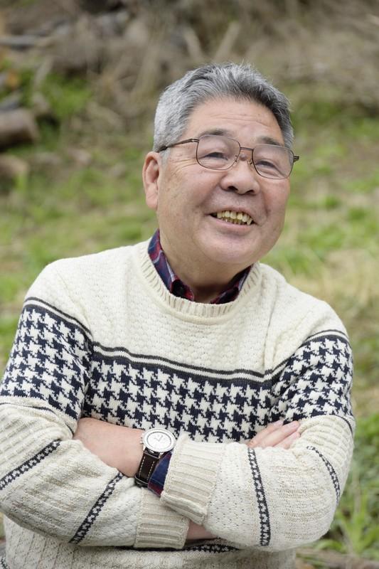 「炭を江戸で売って巨万の富を得た歴史上の人物にあやかって、『炭焼三太郎』を名乗り始めました」 撮影=蘆田剛