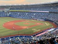 This file photo shows Zozo Marine Stadium. (Mainichi)
