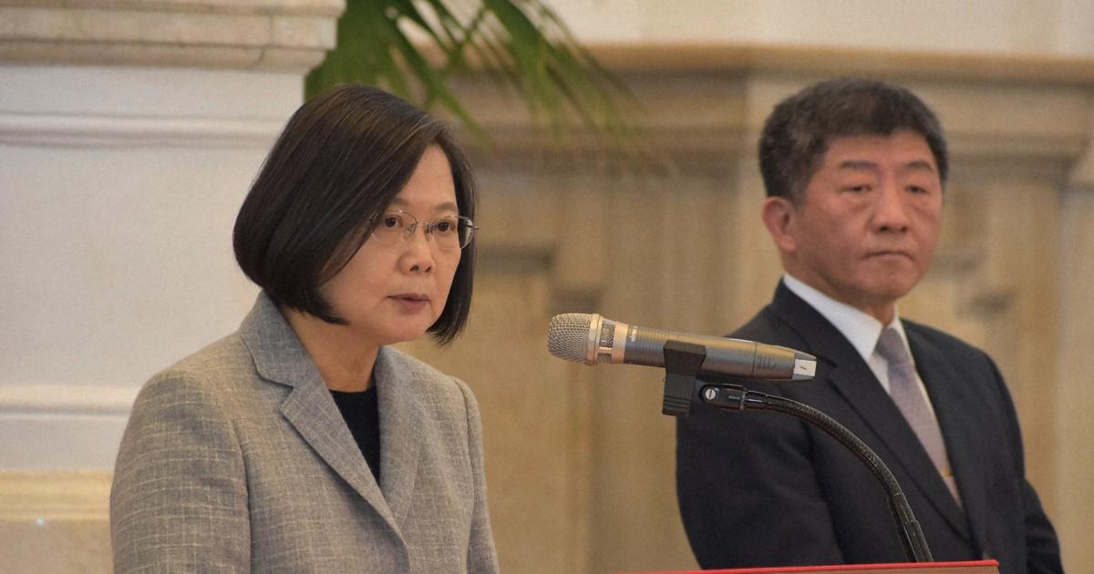 台湾、コロナ機にWHO総会復帰目指す 米も支持