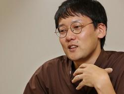 斎藤幸平さん=大阪市北区で2020年9月9日、大西達也撮影
