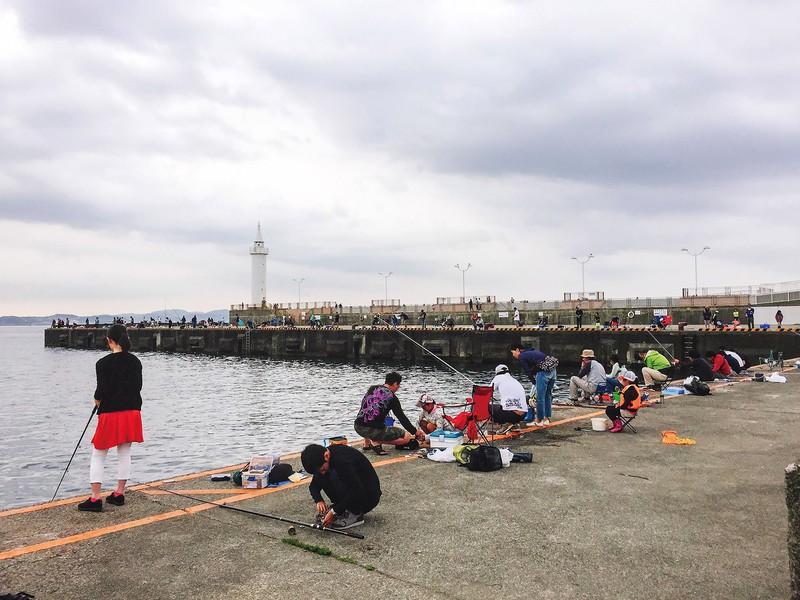 堤防釣りは家族連れにも人気 釣りメディア「ORETSURI(俺釣)」提供