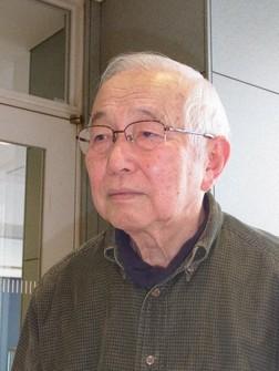 Kazusada Sumiyama is seen in Tokyo's Shinagawa Ward on March 3, 2017. (Mainichi/Ken Aoshima)