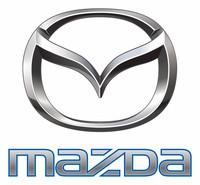 The logo of Mazda Motor Corp. (Mainichi)