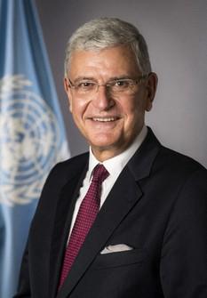 Volkan Bozkir (Courtesy of United Nations Information Centre)