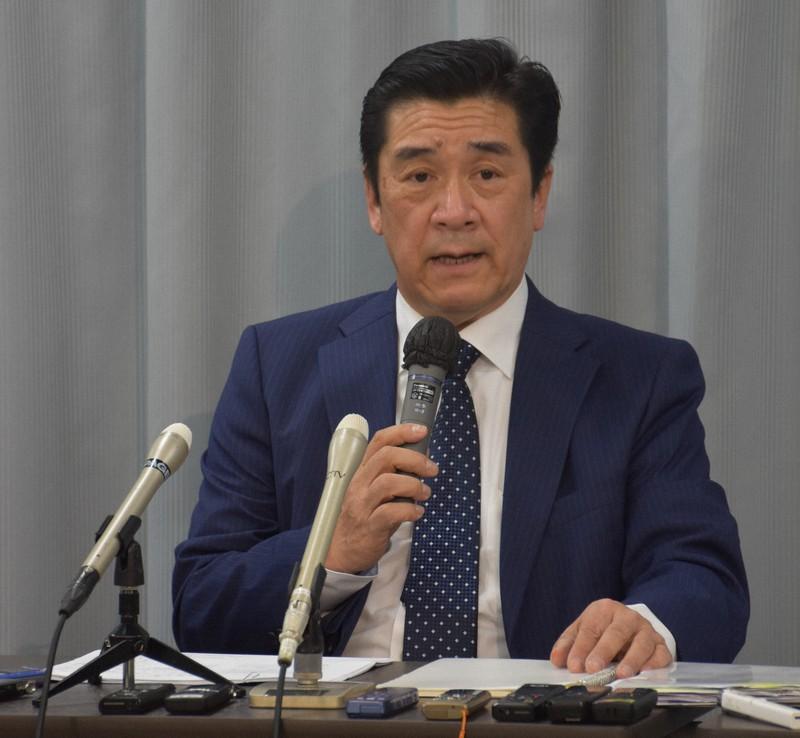 田中孝博容疑者