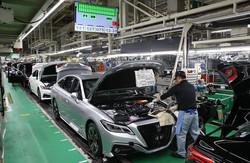 日本経済の「屋台骨」が揺らいでいる(トヨタ自動車元町工場)