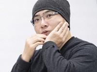Kentaro Miura (Photo taken by Junichi Saji, courtesy of Hakusensha)