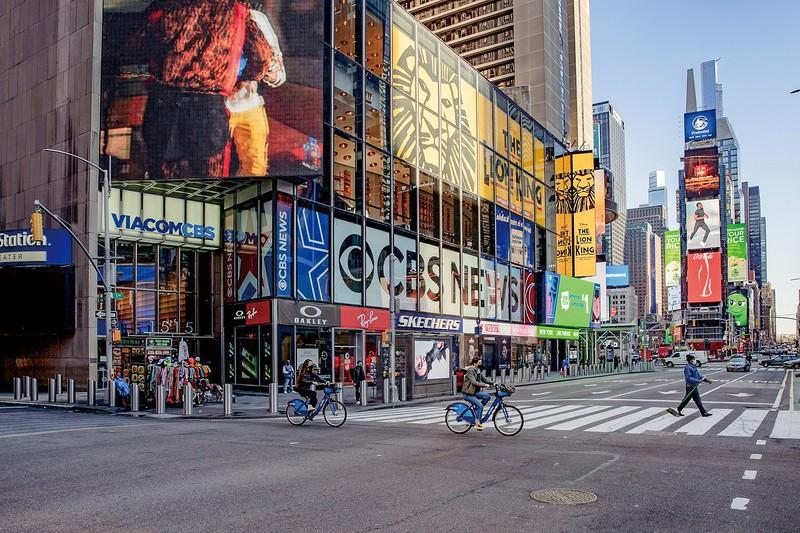 「最高の都市」復活目指すニューヨーク市 (Bloomberg)