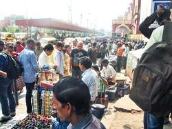 西ベンガル州は1億人近い人口を抱える NNA撮影