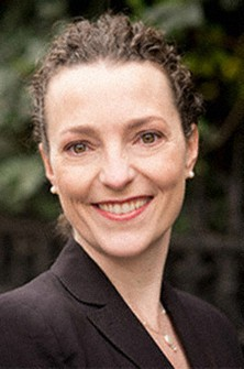 Lilian V. Faulhaber, professor of law at Georgetown University. (Image from the university's official website)