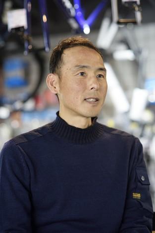 「日本縦断のギネス世界記録を42歳で更新しました。長距離では年齢は関係ないんです」 撮影=蘆田剛