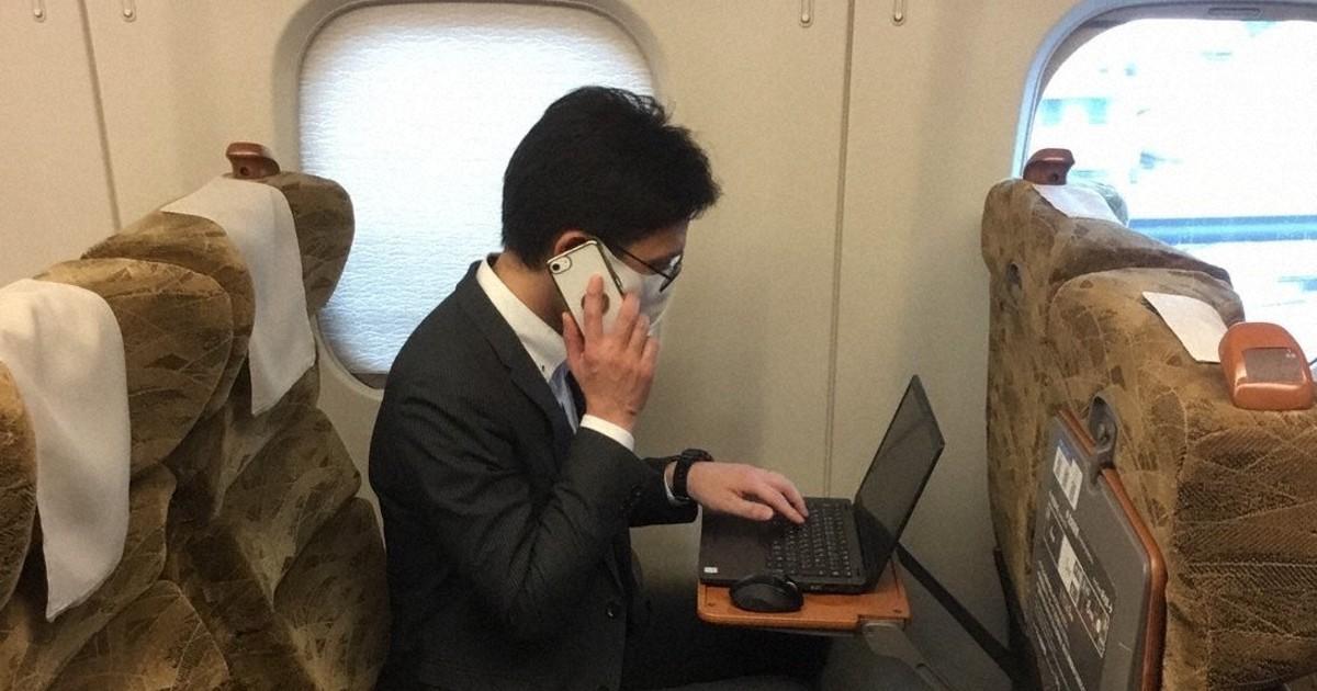 """JR Kyushu oferecerá """"Assentos de Escritório"""" nos trens-bala em junho"""