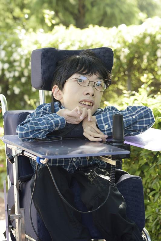 「障害を扱っていますが、ハードルが高くない映画にしたつもりです」 撮影=蘆田剛