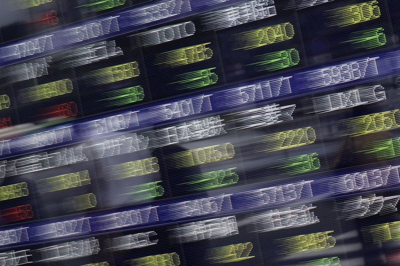 日本株の実態を的確に表す指標とは…… (Bloomberg)