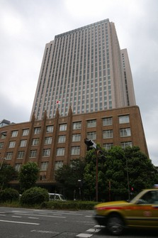 The Ministry of Education, Culture, Sports, Science and Technology is seen in Tokyo's Chiyoda Ward. (Mainichi)