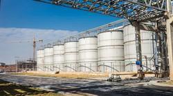 ガンフォン・リチウムのアルゼンチンの塩湖のリチウム生産工場 同社ホームページより