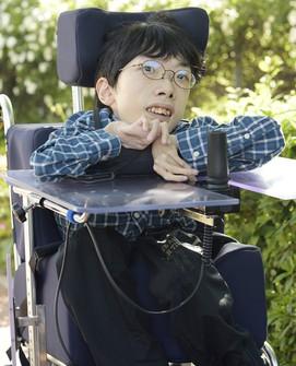 「障害を扱っていますが、ハードルが高くない映画にしたつもりです」。映画「へんしんっ!」の監督、石田智哉さん 撮影=蘆田剛