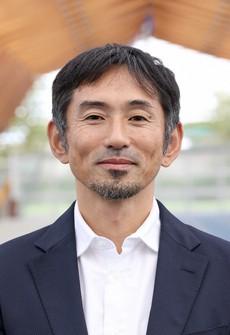 Dai Tamesue is pictured on Oct. 22, 2020, in Tokyo. (Mainichi)