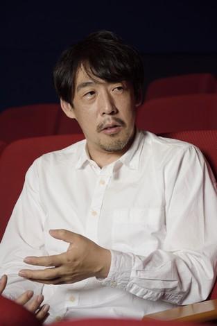 「(原作者の)ケン・リュウさんは『テクノロジーを怖さから悪と考えるのはそろそろやめにしないか』と話していました」 撮影=蘆田剛