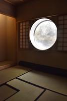 A tearoom at Capsule House-K, which was architect Kisho Kurokawa's favorite room, is seen in the town of Miyota, Nagano Prefecture, on May 10, 2021. (Mainichi/Mari Sakane)