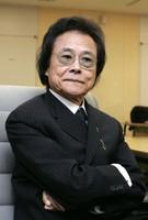 Architect Kisho Kurokawa is seen at the Tokyo Metropolitan Government Building in this file photo taken on Feb. 22, 2007. (Mainichi/Kan Takeuchi)