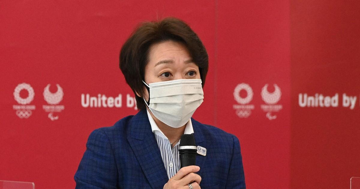五輪観客上限を判断する5者協議は21日 組織委・橋本会長が会見