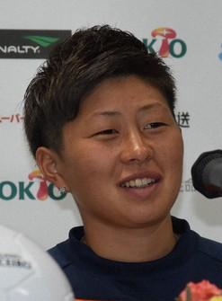 Kumi Yokoyama (Mainichi)