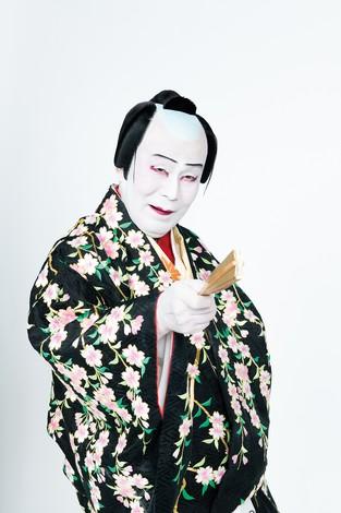 歌舞伎座『身替座禅』山蔭右京=松本白鸚 松竹提供
