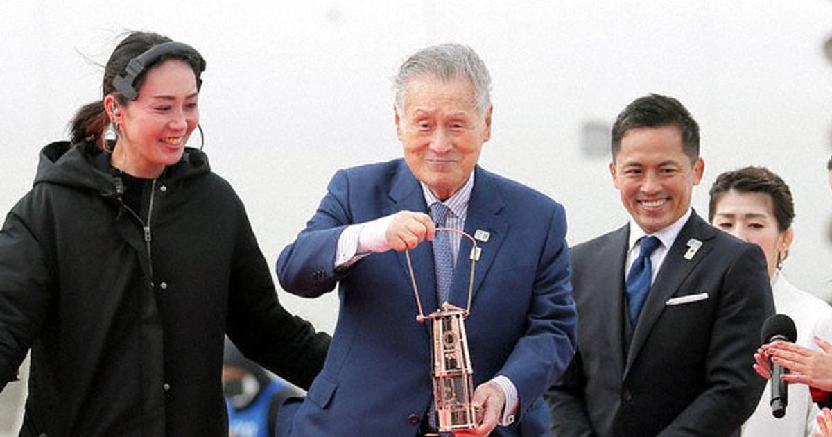 東京2020+1:東京オリンピックの分岐点/1 2020.3.20 聖火が日本に到着