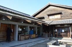 三重・尾鷲の観光交流施設「夢古道おわせ」=道永竜命撮影