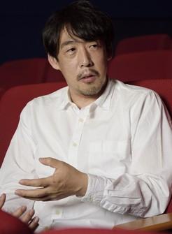 映画「Arcアーク」の石川慶監督/撮影=蘆田剛