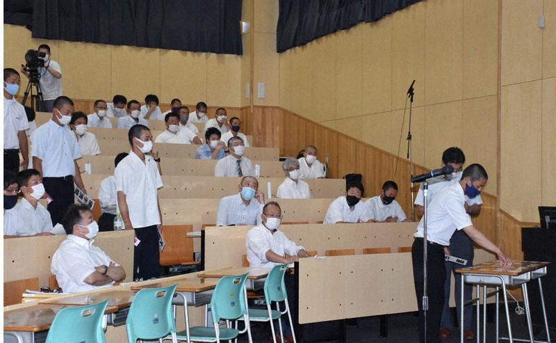 秋田 中央 高校