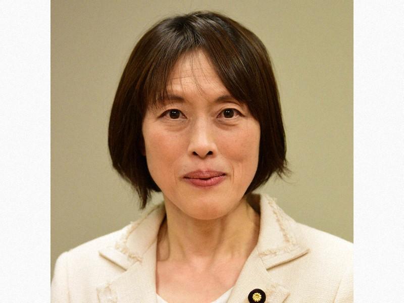 共産党の田村智子政策委員長