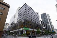 L-Osaka, the venue that had been set to host Non-Freedom of Expression Exhibition Kansai, is seen in Chuo Ward, Osaka, on June 25, 2021. (Mainichi/Tatsuya Fujii)