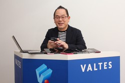 Interviewer 藤枝 克治(本紙編集長) Photo 中村 琢磨:東京都千代田区の東京本社で