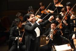 下野竜也音楽総監督 広島交響楽団提供