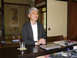 鎌倉投信の鎌田恭幸社長は、「社会課題を解決する良い会社を応援する」と語る
