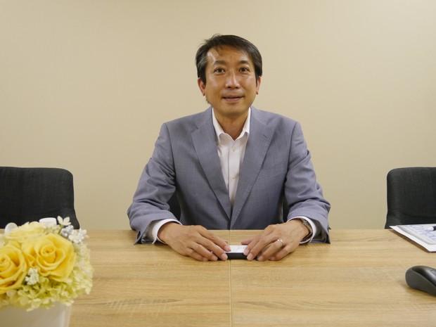 資産運用部長の五十嵐和人さんは、収益性や株価よりも、まず、「会社の性格」を見ると話す