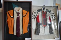 Costumes used in the