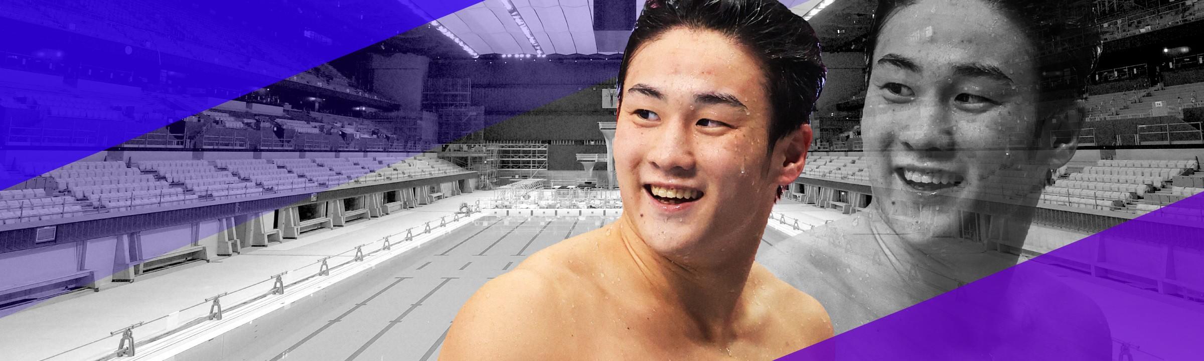 佐藤翔馬(競泳)|東京オリンピック